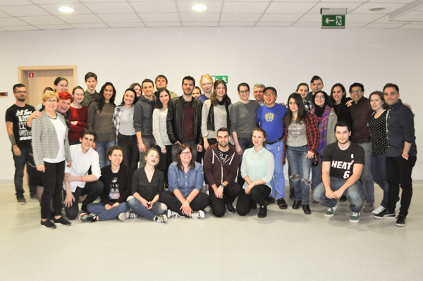 erasmus3, Wrocław University of Environmental and Life Sciences, WUELS, students