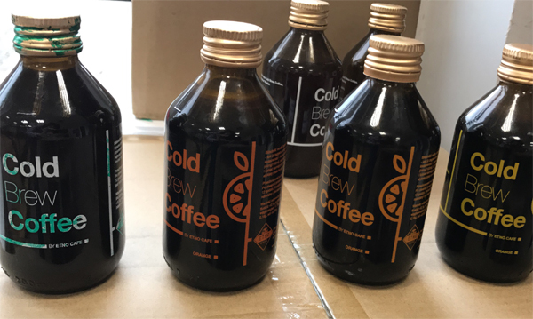 cold brew coffee, Wrocław University of Environmental and Life Sciences, WUELS,